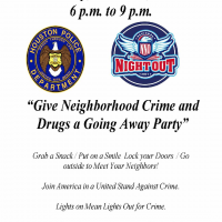34th Annual National Night Out