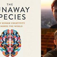 David Eagleman and Anthony Brandt - THE RUNAWAY SPECIES: book signing & discussion