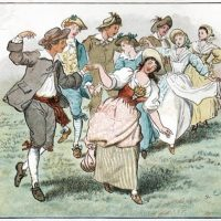 English Country Dance Demonstration