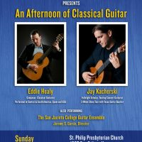 An Afternoon of Classical Guitar: Classical Minds Guitar Preview Concert