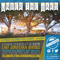 Under the Oaks: A Taste of Winter at Houston's Premier Urban Farm