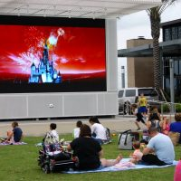 Family Movies on The Lawn (Saturdays)
