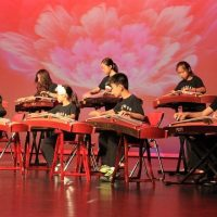 """Holiday Open House with """"Asian Melody"""" Performance"""