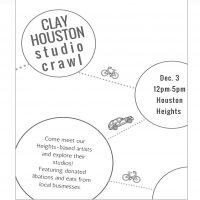 ClayHouston Studio Crawl