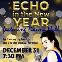ECHO in the New Year featuring ECHOrchestra and Tianna Hall