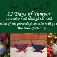 The 12 Days of Jumper - Charity Art Sale