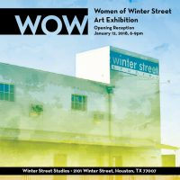 WOW! Women of Winter Street Art Exhibition