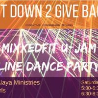 Get Down 2 Give Back Dance Party