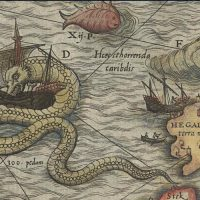 Lecture: Sea Monsters on Medieval and Renaissance Maps