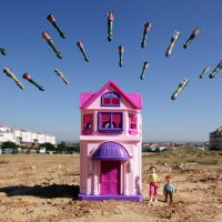 WAR-TOYS: Israel, West Bank, and Gaza Strip