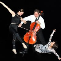 Hidden Dimensions – an evening of live music and dance