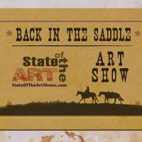 Back in the Saddle Art Show