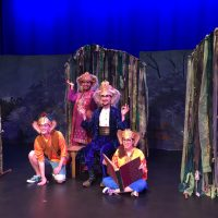 Monkey & Francine in the City of Tigers - Children's Opera Performance