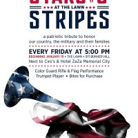 Stars & Stripes at The Lawn (Fridays)
