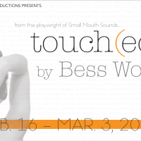 Touch(ed) by Bess Wohl