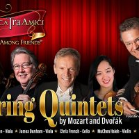 String Quintets by Mozart and Dvorak