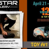 12x12 Art Show and Toy Art Car Parade