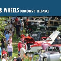 The 23rd Annual Keels & Wheels Concours d'Elegance