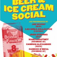 3rd Annual Beer and Ice Cream Social