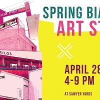 Sawyer Yards Spring Biannual Art Stroll