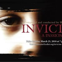Invictus: A Passion, composed and conducted by Howard Goodall