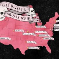 The Belles and Brujas Tour: book signings and discussions