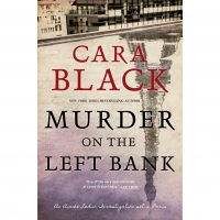 Cara Black: book signing & discussion