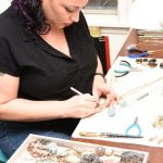Hand Sculpted Jewelry Makerspace Workshop