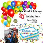 Evelyn Meador Library's 30th Birthday Party