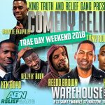 KING TRUTH AND THE RELIEF GANG PRESENT: COMEDY RELIEF AT WAREHOUSE LIVE