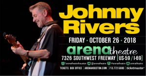JOHNNY RIVERS in Concert