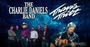Travis Tritt and the Charlie Daniels Band in Concert