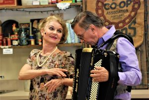 "A Musical Cabaret with Mark & Helena Greathouse ""You Do Speak English, Don't You?"""