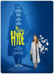 New Releases: Mrs. Hyde (Madame Hyde)