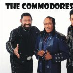 The Commodores in concert