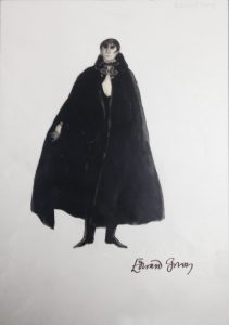 DRACULA! Inspirations by Edward Gorey