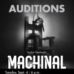 Auditions for Machinal by Sophie Treadwell