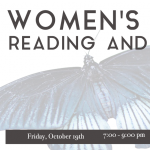 Women's Voices Reading and Open Mic