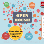 Campbell Learning Center Fall Open House