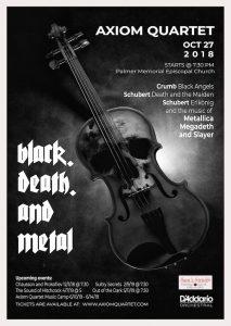 Black, Death, and Metal