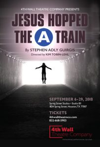Jesus Hopped the 'A' Train at 4th Wall Theatre