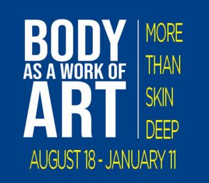 Body as a Work of Art: More Than Skin Deep