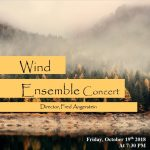 The University of St. Thomas Wind Endemble Concert