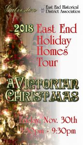 Galveston's EEHDA 29th Annual Holiday Homes Tour...