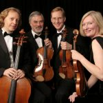 American String Quartet with Readings by Tom Sleigh