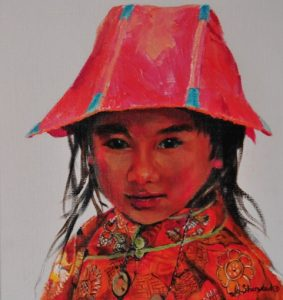 "Jo Sherwood ""Traversing Tibet"" Opens Nov. 8 from 6 - 8pm"