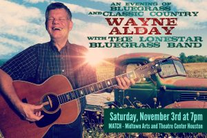 AN EVENING OF BLUEGRASS AND CLASSIC COUNTRY