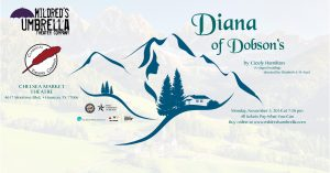 Diana of Dobson's by Cicely Hamilton (A Staged Reading)