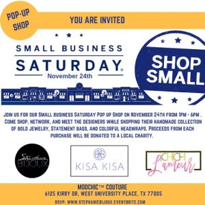 Small Business Saturday Holiday Market