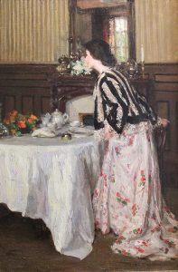 """Tea Time,"" an Afternoon Tea"